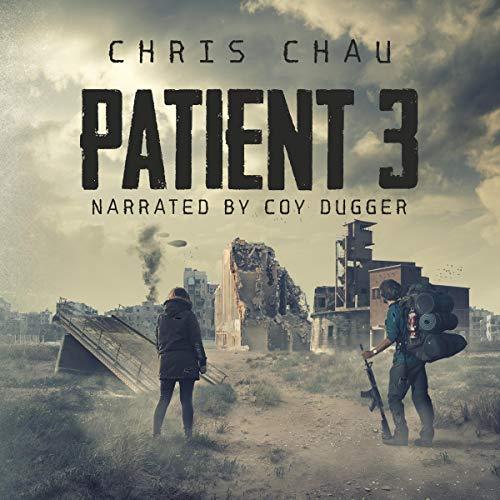 Patient 3 audiobook cover art