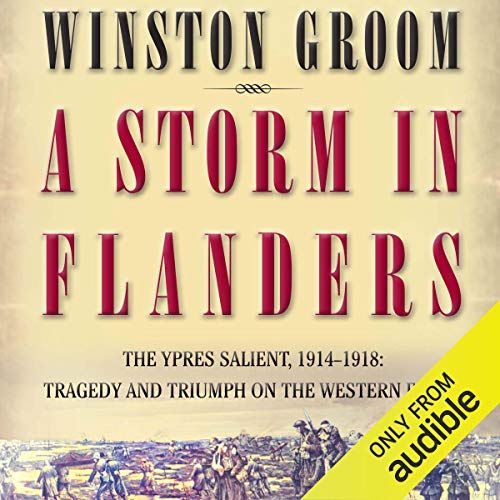 A Storm in Flanders Titelbild