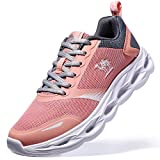 CAMELSPORTS Womens Running Shoes Lightweight Walking Shoes Breathable Mesh Womens Sneakers Tennis Shoes