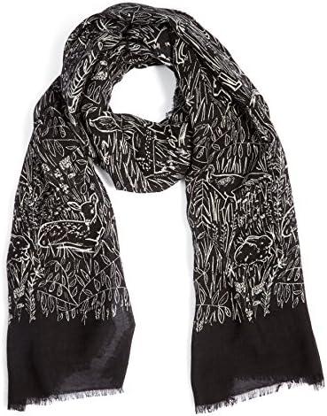 Vera Bradley Soft Wool Scarf in Kiev Forest product image