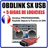 OBDLink SX USB - Diagnose-Schnittstelle Scantool  - 16 Bit