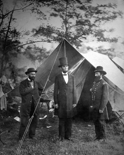 Foto del presidente Abraham Abe Lincoln Presidentes de Estados Unidos Guerra Civil Historia Americana Fotos 8x10