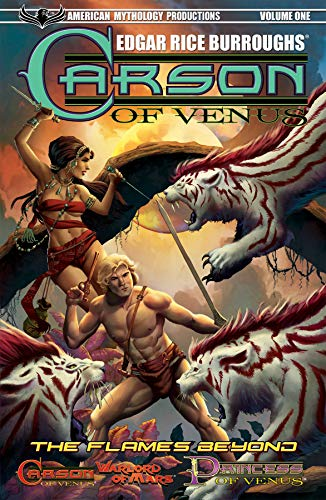 Carson of Venus Vol 01 TP: The Flames Beyond & Other Tales
