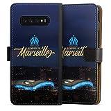 DeinDesign Étui Compatible avec Samsung Galaxy S10 Plus Étui Folio Étui magnétique Olympique de...