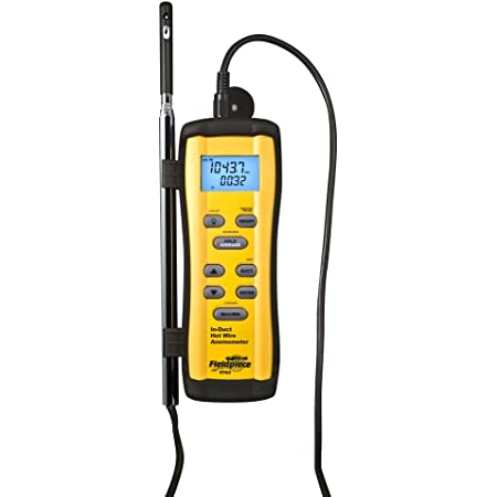 Yellow Jacket ABM-100 Smart Phone Anemometer