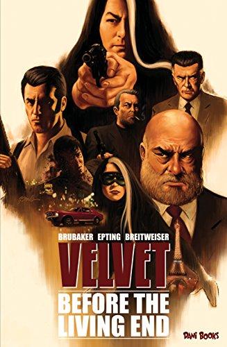 Velvet - Band 1: Before the Living End (German Edition)