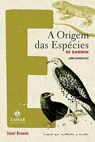 A Origem das espécies de Darwin (Livros que Mudaram o Mundo)