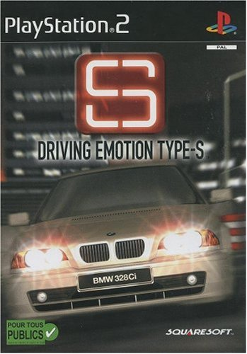 Driving Emotion Type S [Import: Francia]