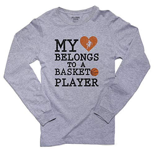 Hollywood Thread My Heart Belongs To A Basketball Player...