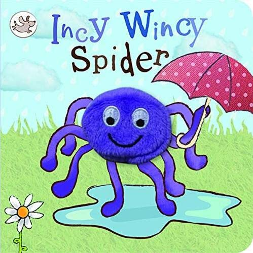 Incy Wincy Spider (Finger Puppet Series)