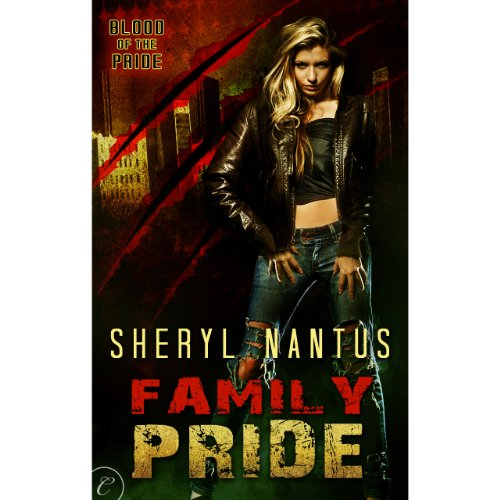 Family Pride audiobook cover art