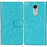 Lankashi PU Flip Leather Case For LG L Fino Dual D295 D290N