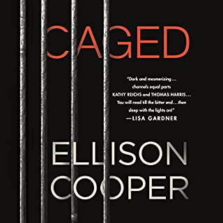 Caged     A Novel              By:                                                                                                                                 Ellison Cooper                               Narrated by:                                                                                                                                 Danielle Deadwyler                      Length: 9 hrs and 27 mins     424 ratings     Overall 4.4