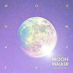BDC「MOON WALKER (JPN Ver.)」のCDジャケット