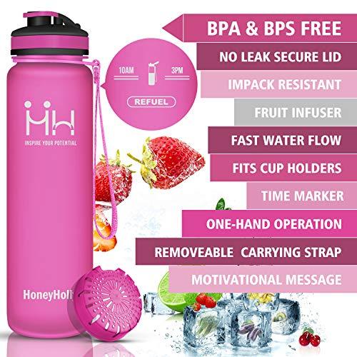 HoneyHolly YN-AY 1000ML Rose Pink