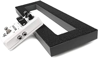 """Mr.Power Pedalboard Made By Aluminium Alloy 15.7"""" x 5.1"""" Guitar Effect Pedal Board (Small Pedalboard)"""