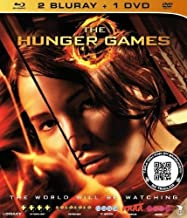 Hunger Games (2-disc Blu-ray + DVD) import - Gary Ross with Jennifer Lawrence and Josh Hutcherson