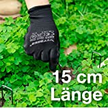 TK Gruppe Timo Klingler 55x Erdanker - 15 cm Erdnägel - rostfrei & verzinkt - Bodenanker für Gartenvlies & Unkrautvlies & Camping & Zaun - 5