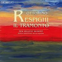 Respighi: The Sunset; String Q by OTTORINO RESPIGHI (2007-02-27)