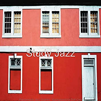 Phenomenal Jazz Quartet - Background for Self Care