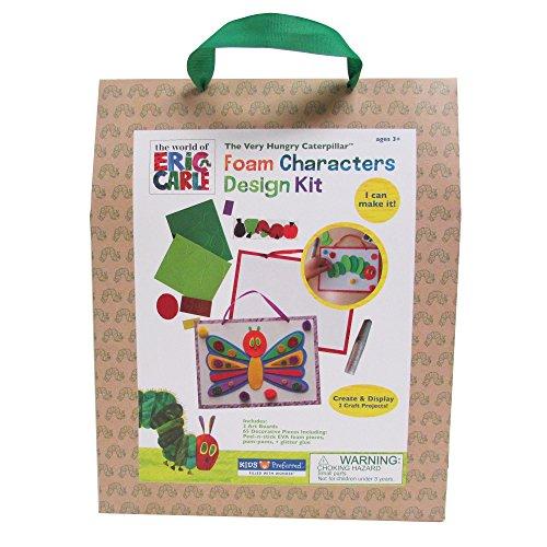 Rainbow Designs Hc55712 VHC Mousse Personnage Ensemble