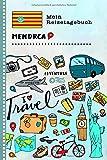 Menorca Mein Reisetagebuch: Kinder Reise Aktivitätsbuch zum Ausfüllen, Eintragen, Malen, Einkleben A5 - Ferien unterwegs Tagebuch zum Selberschreiben - Urlaubstagebuch Journal für Mädchen, Jungen