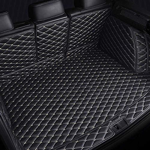 PXX Kofferraummatte , Für Bmw G30 F30 F10 E36 E90 E46 X5 X1 X3 E39 E70 X5 X4 X6, Benutzerdefinierte Kofferraummatten Alle Modelle Auto-Zubehör Auto-Matten,schwarz beige,China