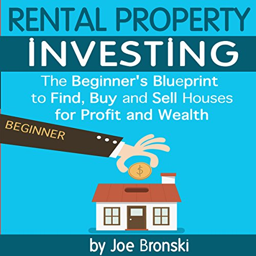 Rental Property Investing Audiobook By Joe Bronski cover art