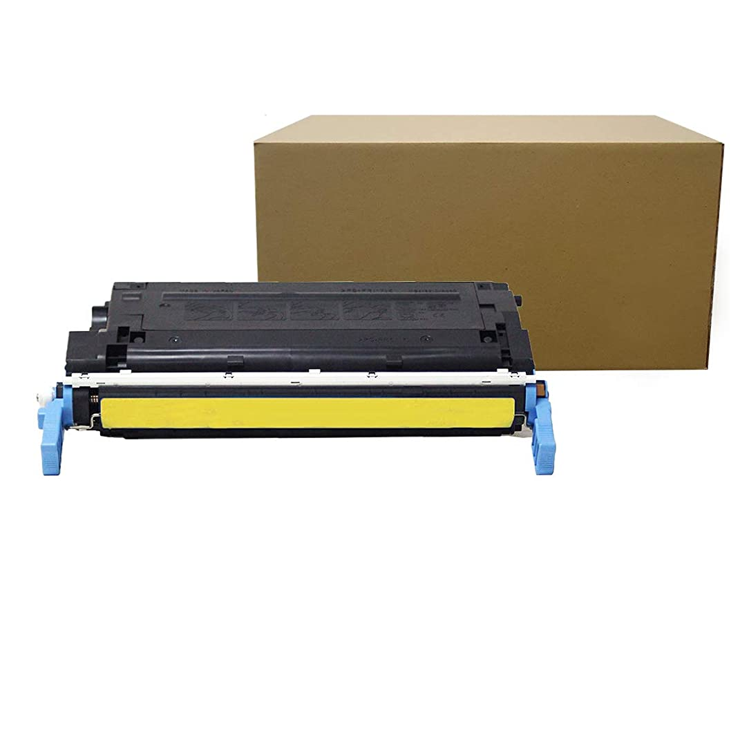 Inktoneram Replacement Toner Cartridge Replacement for HP C9722A  ( Yellow , 1 pk )