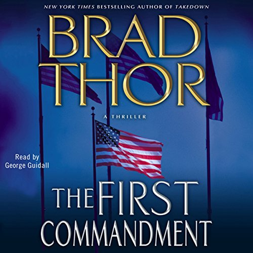 The First Commandment cover art