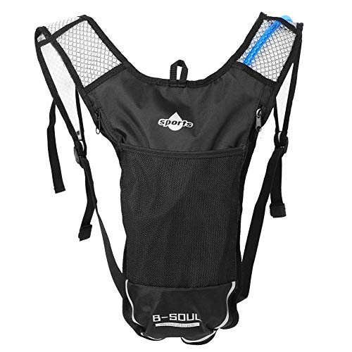 VGEBY1 Mochila de vejiga de Agua, Mochila de Almacenamiento de hidratación para Acampar con Bolsa de Agua para Viajes, Ciclismo, Senderismo, Camping, Pesca, Escalada(#1)