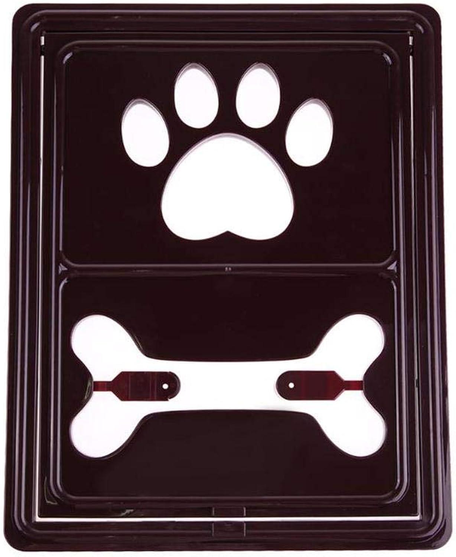Owlhouse Pet Screen Door, Cat Door Hole Dog Door Summer Mosquito Screen Door