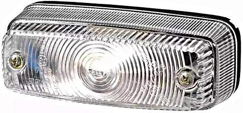 HELLA 2PF 997 027-011 Positionsleuchte - C5W - Lichtscheibenfarbe: glasklar - Anbau - Einbauort: links/rechts