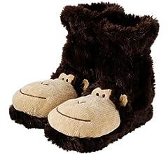 Aroma Home SS16-0003 Fun for Feet - Zapatillas de casa con Forma ...