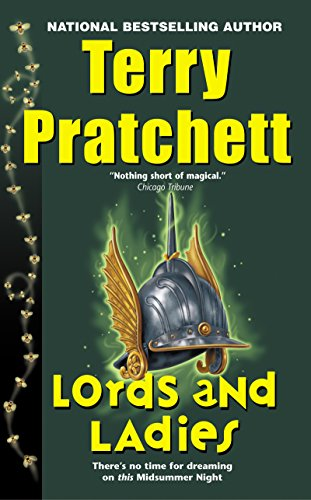 Lords and Ladies: A Novel of Discworld (English Edition)
