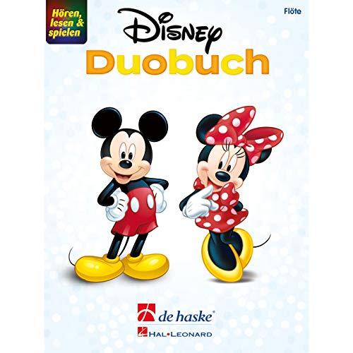 Hören, lesen & spielen - Disney-Duobuch - Flöte
