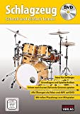 CASCHA Schlagzeug - Schnell und einfach lernen + DVD - Cascha