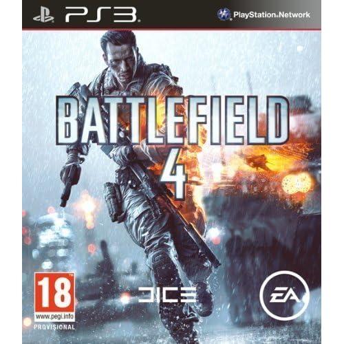 Battlefield 4 Ps3- Playstation 3