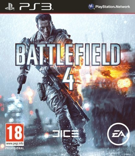Battlefield 4 PS3 [