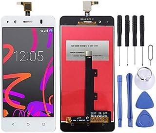 LCDSCREEN + / LCD-skärm och digitizer fullmontering for BQ Aquaris M4.5 - Mobiltelefon Tablet LCD-reparationssats (Color :...