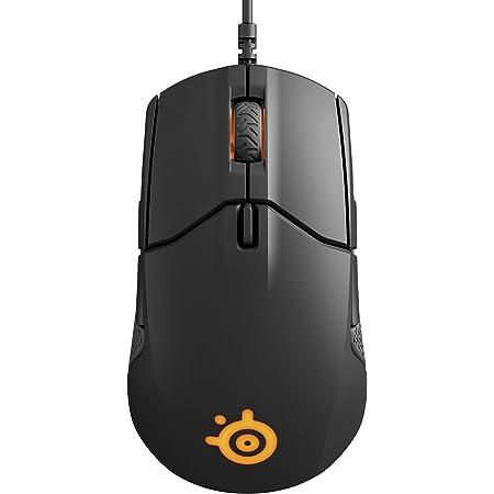 【国内正規品】ゲーミングマウス SteelSeries Sensei 310 Black 62432