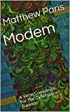 Modem: A Verse Companion For The...