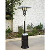 Mosaic Propane Patio Heater 40,000 BTUs to heat areas up to 210 sq. ft.