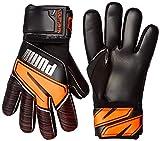 PUMA Ultra Protect 2 RC Guantes De Portero, Unisex Adulto, Shocking Orange White Black, 8.5