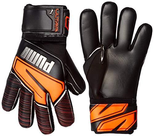 PUMA Ultra Protect 2 RC Torwarthandschuhe, Shocking Orange White Black, 10