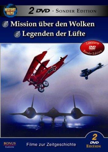 Doppelbox: Mission über den Wolken + Legenden der Lüfte / LIMITIERTE AUFLAGE ZUM SONDERPREIS!!! [2 DVDs]