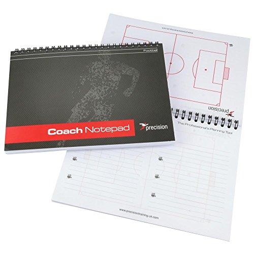 Precision Training - Cuaderno para entrenadores o exploración (tamaño A5)