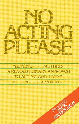 No Acting Please (English Edition)