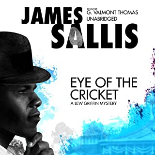 Eye of the Cricket audiobook cover art