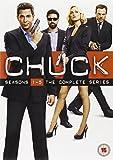 Chuck Seasons 15 (25 Dvd) [Edizione: Regno Unito] [Edizione: Regno Unito]